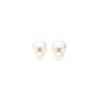 Authentic Second Hand Christian Dior Pearl Tribales Earrings (PSS-436-00038) - Thumbnail 2