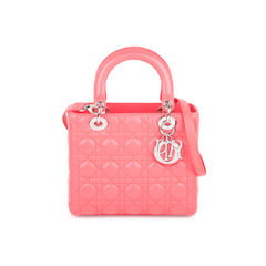 Lady Dior Lambskin Bag