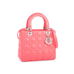 Christian dior lady dior lambskin bag 2?1544209897