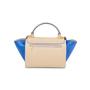 Authentic Pre Owned Céline Coloured Trim Trapeze Bag (PSS-436-00041) - Thumbnail 1