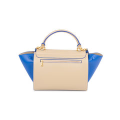 Celine coloured trim trapeze bag 2?1544209965