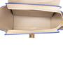 Authentic Pre Owned Céline Coloured Trim Trapeze Bag (PSS-436-00041) - Thumbnail 5