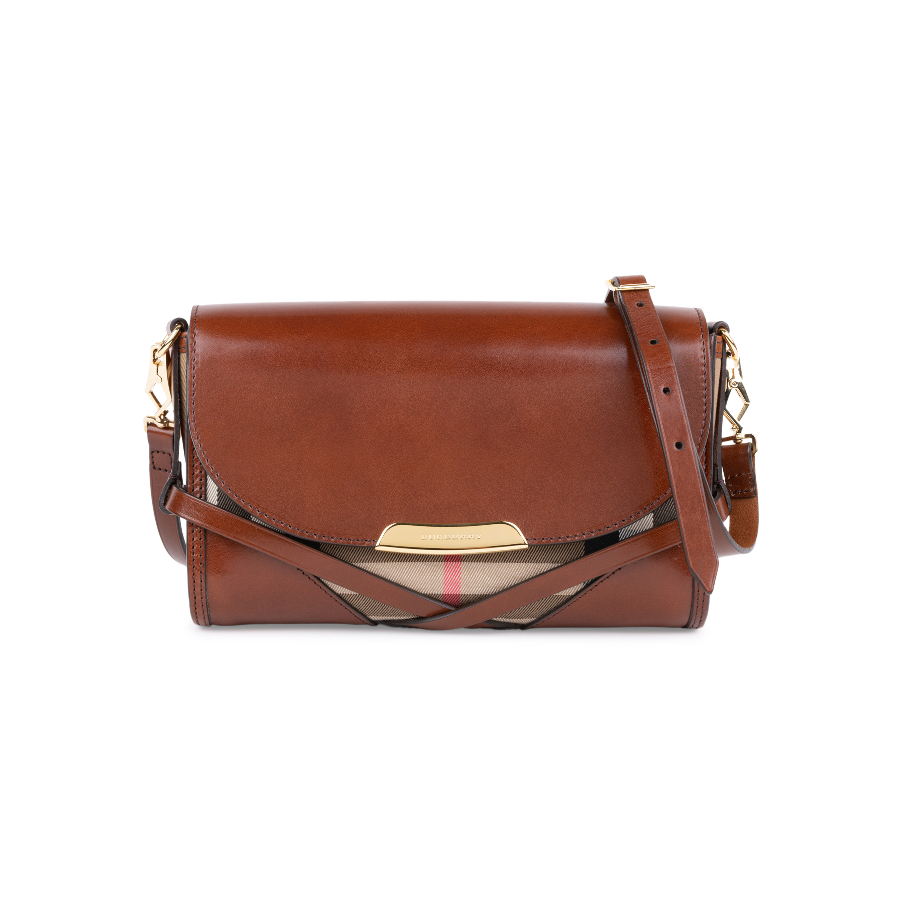 ff57d93f5b17 Authentic Second Hand Burberry Abbott Crossbody Bag (PSS-436-00043 ...
