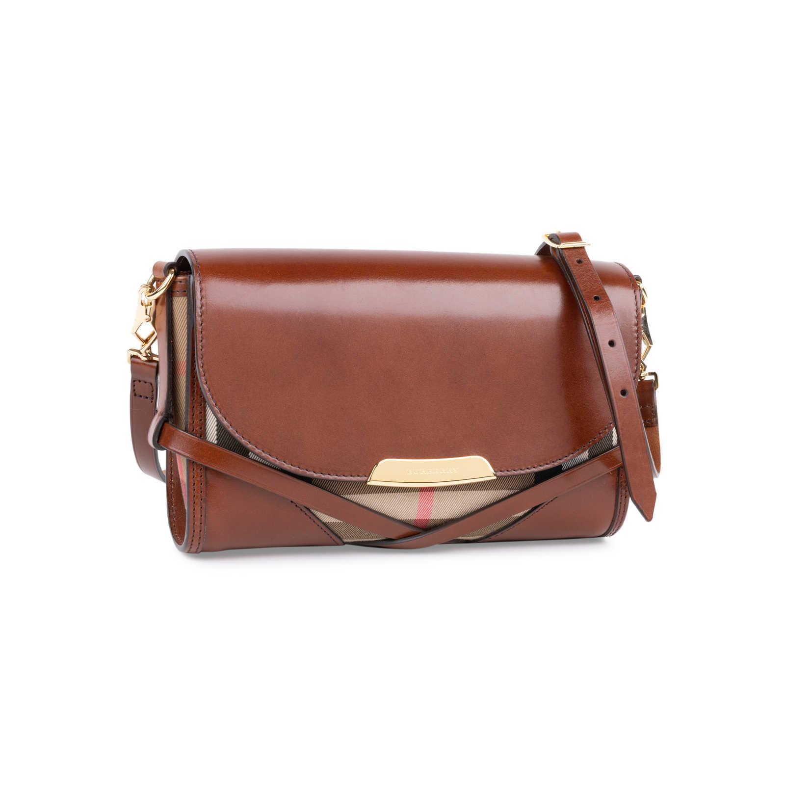 e29635dd37a9 ... Authentic Second Hand Burberry Abbott Crossbody Bag (PSS-436-00043) -  Thumbnail ...