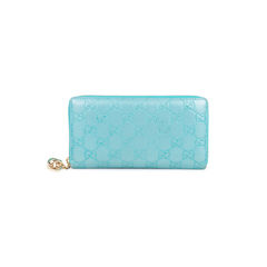 Guccisima Zip Around Wallet
