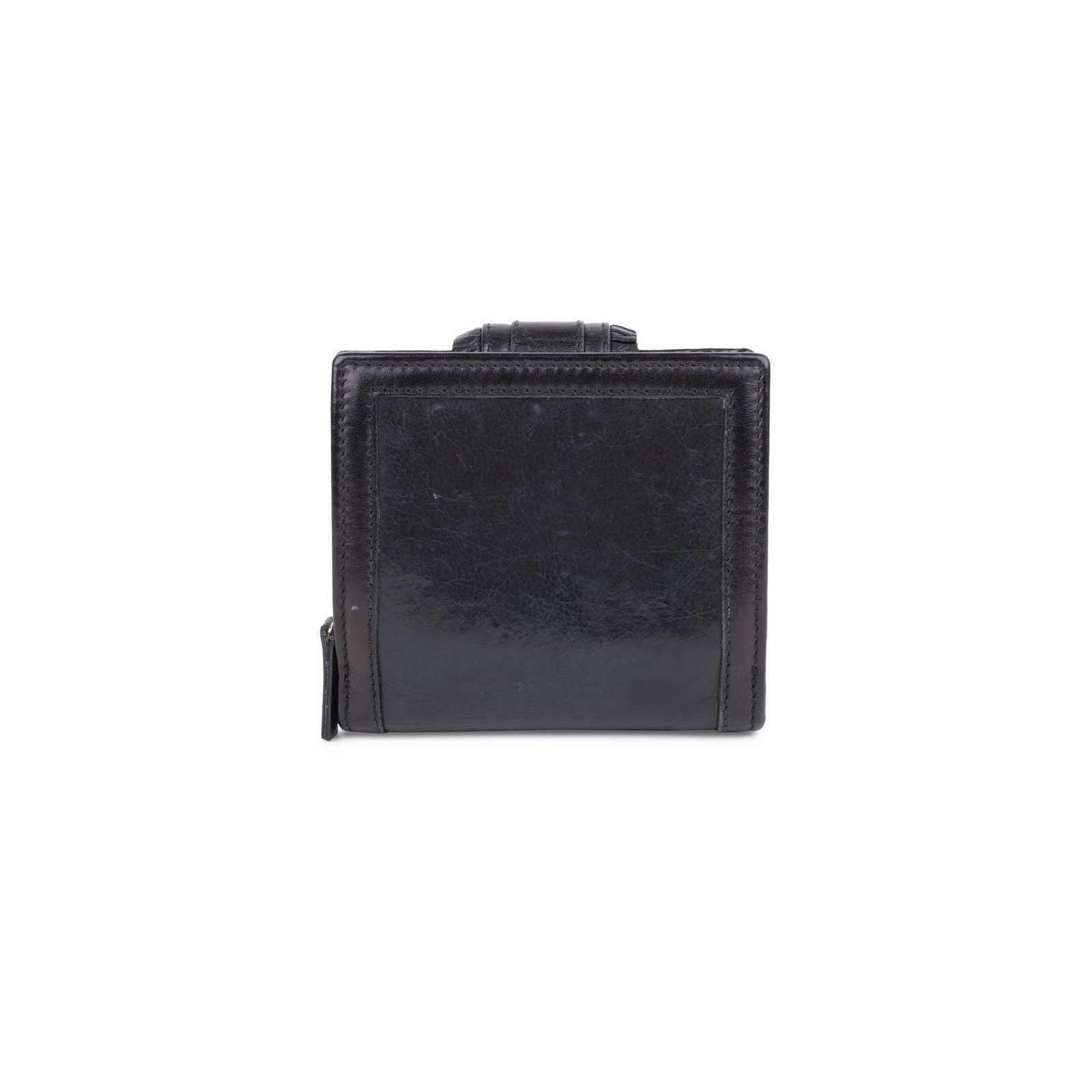 cc310bf2301 ... Authentic Second Hand Gucci D-Ring Leather Wallet (PSS-591-00002) ...
