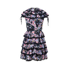 Picionne picionne tiered floral lace dress 2?1544414401
