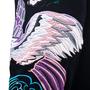 Authentic Second Hand Marcelo Burlon Embroidered Bird Sweatshirt (PSS-200-01561) - Thumbnail 5