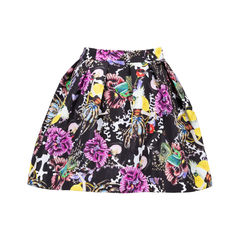 Mary katrantzou wildlife printed skirt 2?1544414665