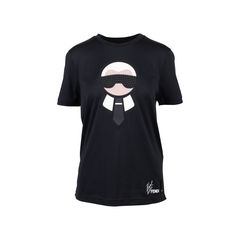 Karl Loves Fendi T-Shirt