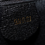 Authentic Second Hand Gucci Suede Mini Bamboo Backpack (PSS-591-00008) - Thumbnail 5