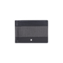 Authentic Pre Owned Montblanc Meisterstuck Canvas wallet with Money Clip (PSS-572-00001) - Thumbnail 0