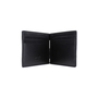 Authentic Pre Owned Montblanc Meisterstuck Canvas wallet with Money Clip (PSS-572-00001) - Thumbnail 2
