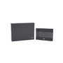 Authentic Pre Owned Montblanc Meisterstuck Canvas wallet with Money Clip (PSS-572-00001) - Thumbnail 7