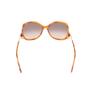Authentic Second Hand Chloé Tortoiseshell Square Framed Sunglasses (PSS-572-00002) - Thumbnail 3