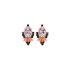 Pretty in Punk Statement Earrings