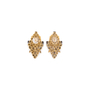 Authentic Pre Owned Erickson Beamon Pretty in Punk Statement Earrings (PSS-369-00054) - Thumbnail 1