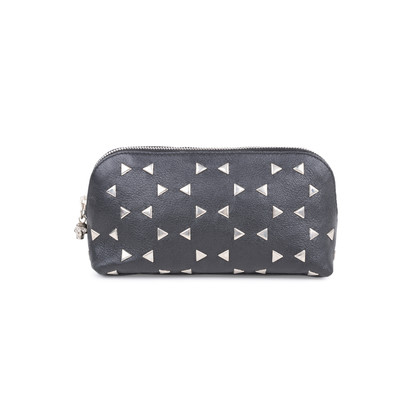Authentic Pre Owned Alexander McQueen Stud Cosmetic Pouch (PSS-369-00055)
