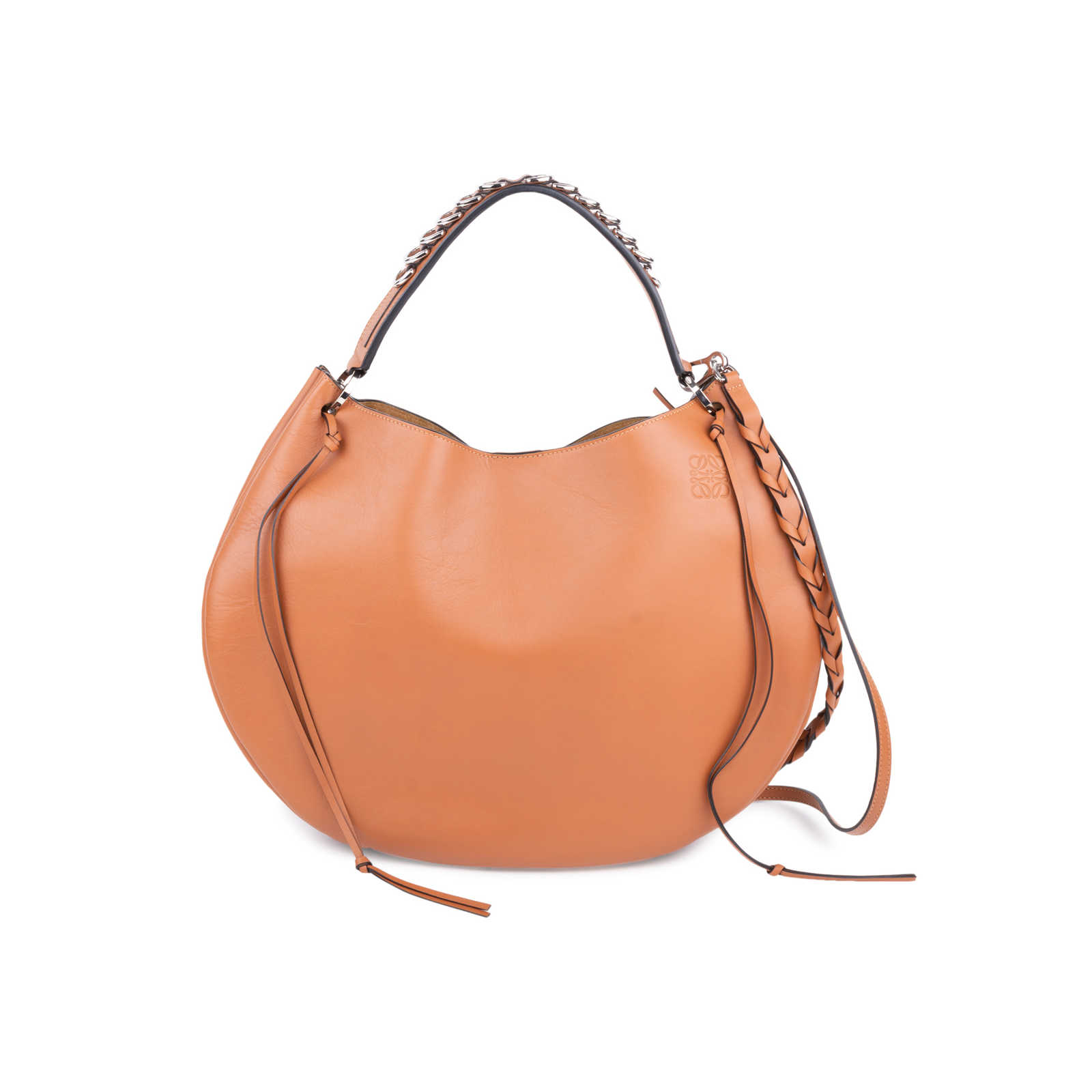 c71b88d1e3d Authentic Second Hand Loewe Fotune Hobo Bag (PSS-369-00056) - THE ...