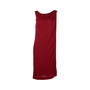 Authentic Pre Owned Gucci Bow Draped Jersey Dress (PSS-369-00058) - Thumbnail 0