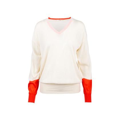 Authentic Pre Owned Céline Colourblock Sweater (PSS-369-00059)