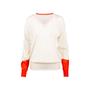 Authentic Pre Owned Céline Colourblock Sweater (PSS-369-00059) - Thumbnail 0