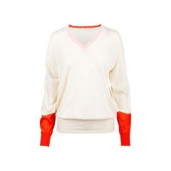 Colourblock Sweater