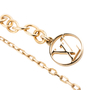 Authentic Second Hand Louis Vuitton LV & Me Heart bracelet (PSS-136-00045) - Thumbnail 4