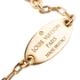 Authentic Second Hand Louis Vuitton LV & Me Heart bracelet (PSS-136-00045) - Thumbnail 6