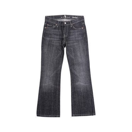 Authentic Second Hand 7 for all Mankind Mid-Rise Bootcut Jeans (PSS-577-00014)