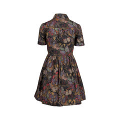 Valentino butterfly print shirt dress 2?1544604637