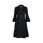 Authentic Pre Owned Burberry Bell Sleeve Wool Coat (PSS-357-00050) - Thumbnail 0