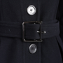 Authentic Pre Owned Burberry Bell Sleeve Wool Coat (PSS-357-00050) - Thumbnail 2