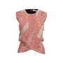 Authentic Second Hand Jil Sander Metallic Tweed Top (PSS-357-00051) - Thumbnail 0