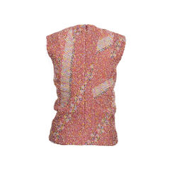Jil sander metallic tweed top 2?1544604729