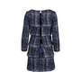 Authentic Second Hand Chanel Tiered Tweed Dress (PSS-357-00052) - Thumbnail 1