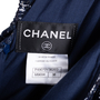 Authentic Second Hand Chanel Tiered Tweed Dress (PSS-357-00052) - Thumbnail 2