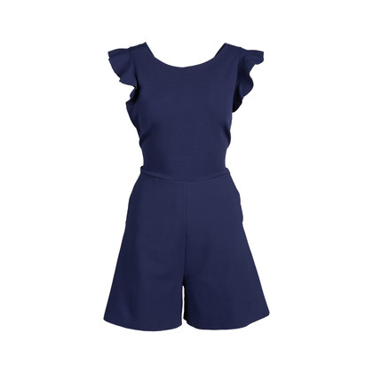 Authentic Second Hand Valentino Crossback Playsuit (PSS-357-00057)