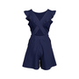 Authentic Second Hand Valentino Crossback Playsuit (PSS-357-00057) - Thumbnail 1