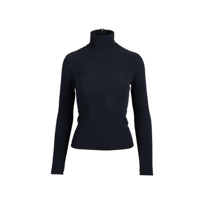 Authentic Second Hand Prada Fleece Sweater (PSS-515-00151)