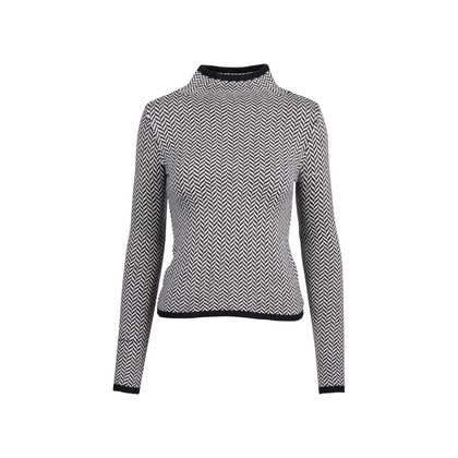 Authentic Second Hand Lauren Ralph Lauren Striped Sweater (PSS-515-00154)