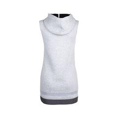 T by alexander wang hooded sweatshirt dress 2?1544607119