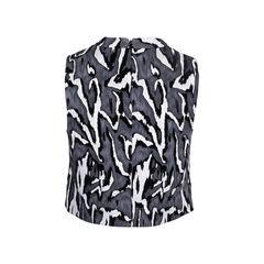 Proenza schouler velvet pattern top 2?1544607154