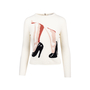 Authentic Second Hand Carven Wool Stiletto Sweater (PSS-515-00129) - Thumbnail 0