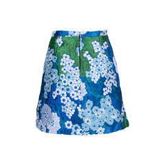 Carven quilted floral skirt 2?1544608278