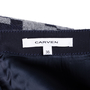 Authentic Pre Owned Carven Houndstooth Wool Shorts (PSS-515-00157) - Thumbnail 2