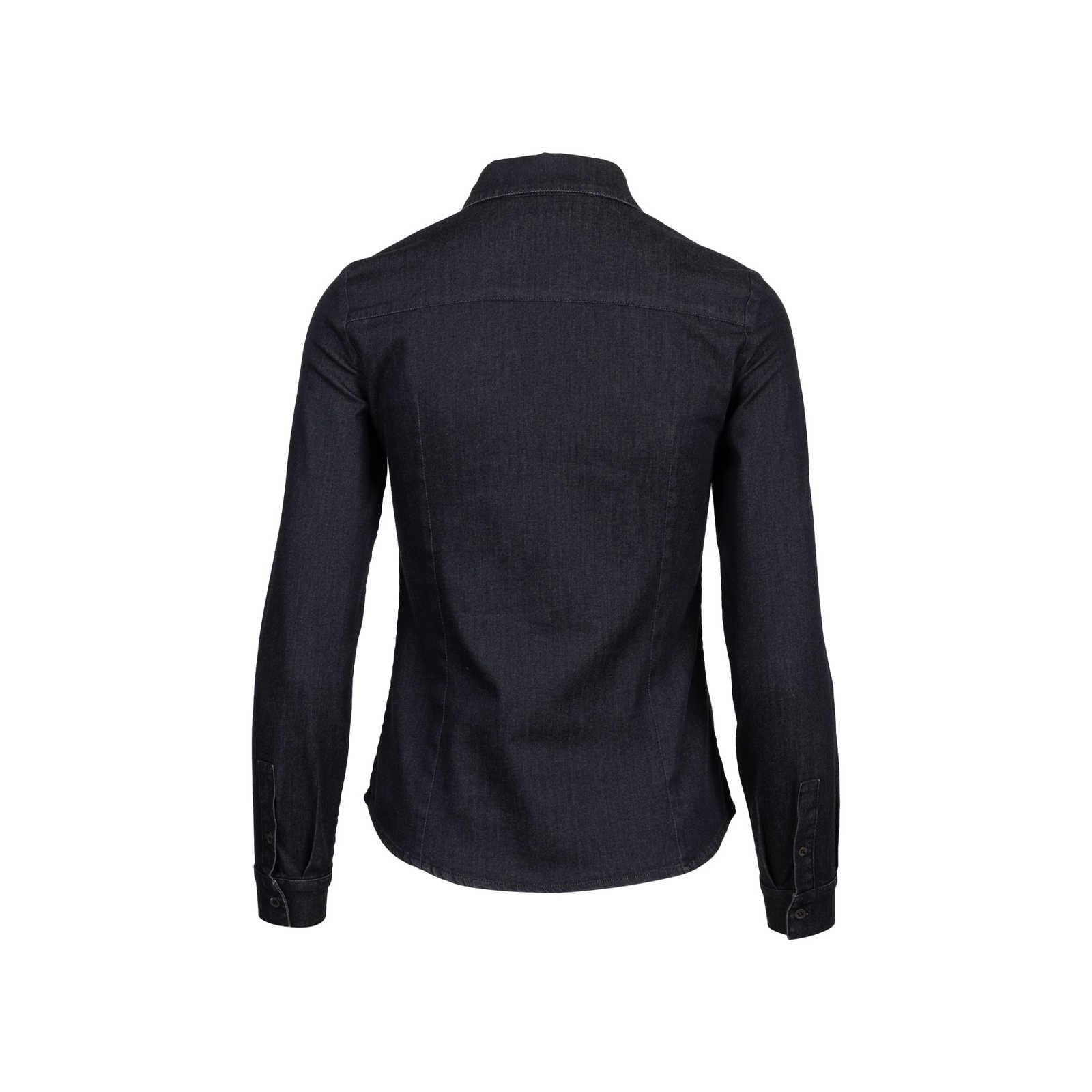 cda4b3fb689d5 ... Authentic Second Hand Miu Miu Denim Shirt (PSS-515-00126) - Thumbnail  ...