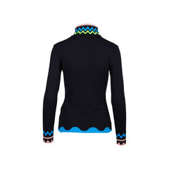 Peter pilotto zig zag turtleneck sweater 2?1544677412