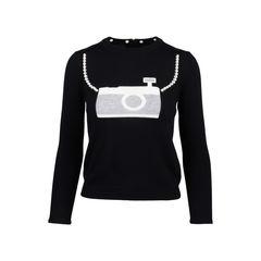 Camera Sweater