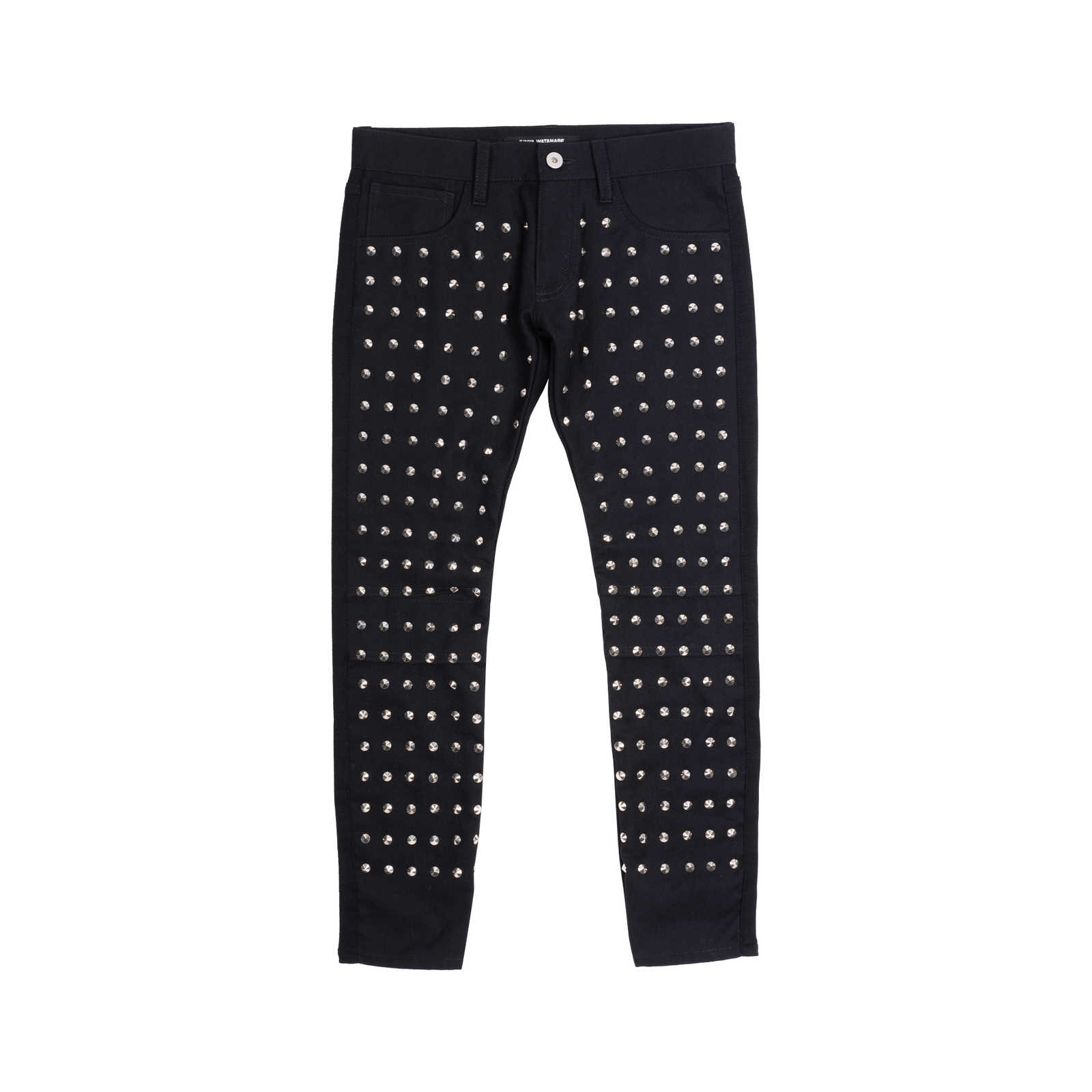 28cc40a0708 Authentic Second Hand Junya Watanabe Studded Wool Pants (PSS-515-00144) ...